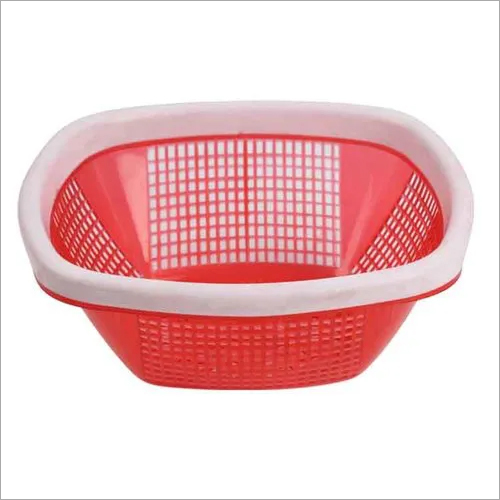 Fruit Plastic Basket