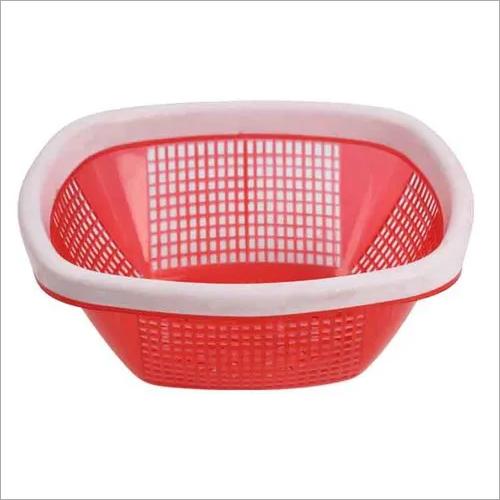Fruit Plastic Basket