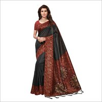 Safina Cotton Silk Saree