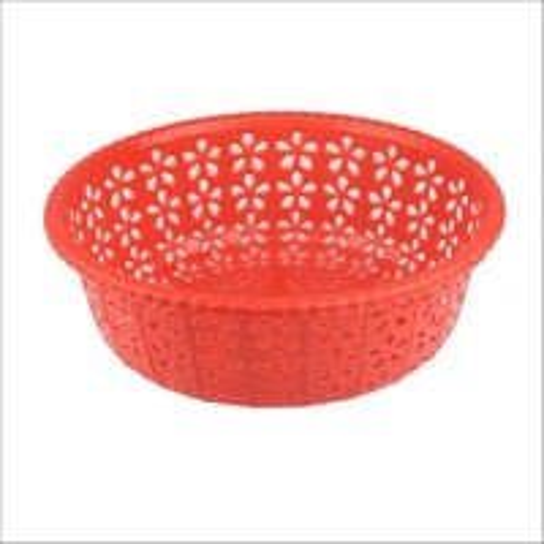 Hollow Drain Plastic Basket
