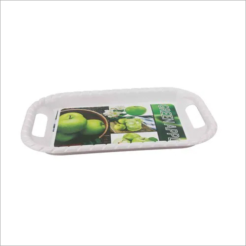 Kitchen Plastic Serving Tray