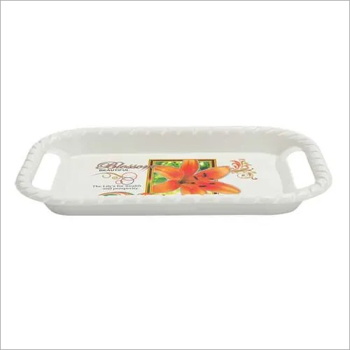 Printing Plastic Serving Tray