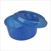 Plastic Round Chapati Box
