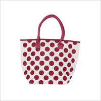 Boby Red Multipurpose Jute Bag