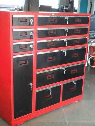Storage Lockers stainless steel