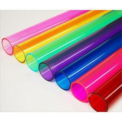 Color Transparent Pipe