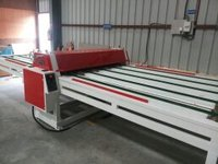 flatbed die cutting machine