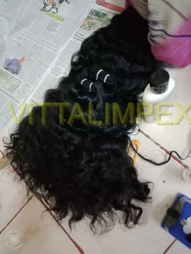 Weft Human Hairs