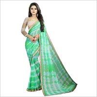 Bindu Chiffon Silk Saree