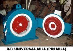 Pin Mill Machine