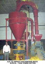 Turmeric Powdering Machine