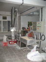 Food Colour Grinding Machine