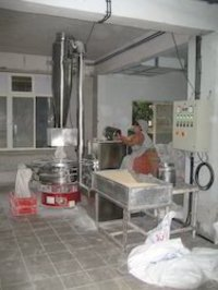 Food Colour Grinding Machine