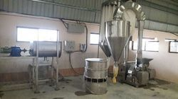 Stainless steel Pharma Pulverizer With Vibro Sifter