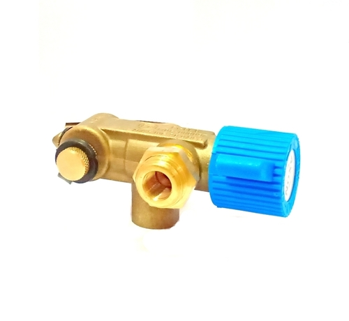 CNG Cylinder Valve