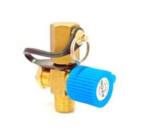 Compressed Natural Gas Brass Filling Valve