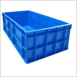 Fully Closed Crates