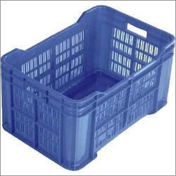 Fully Perforated Plastic Crate