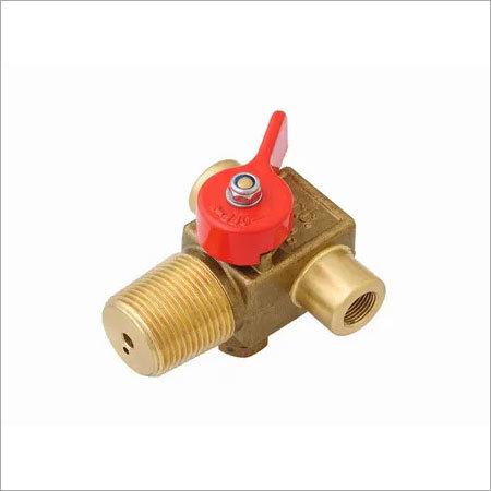 Brass CNG Cylinder Valve