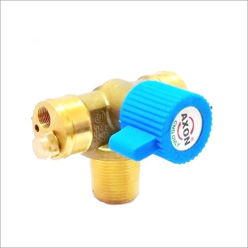 Manual CNG Cylinder Valve