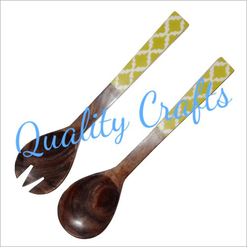 Wooden & Resin Spoons