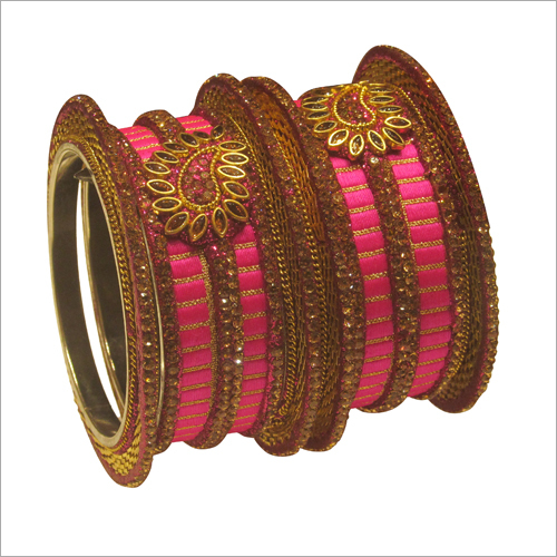 Ladies Designer Brass Bangle Set