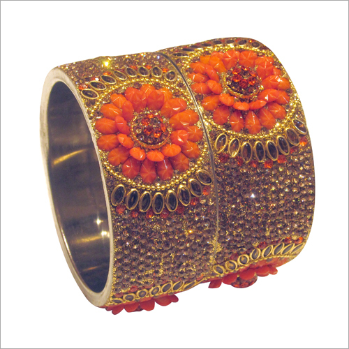 Ladies Stone Studded Kada