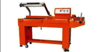 SEMI AUTOMATIC L SEALER MACHINE.
