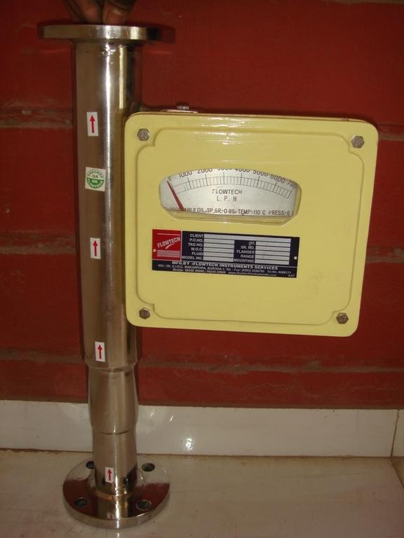 Tube Rotameters