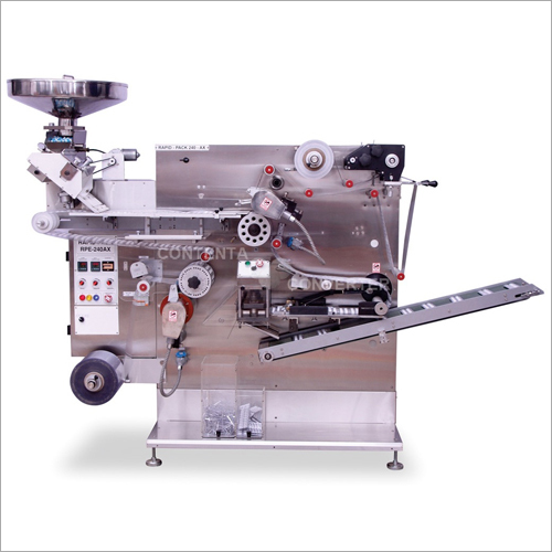 Automatic PVC ALU Blister Packaging Machine