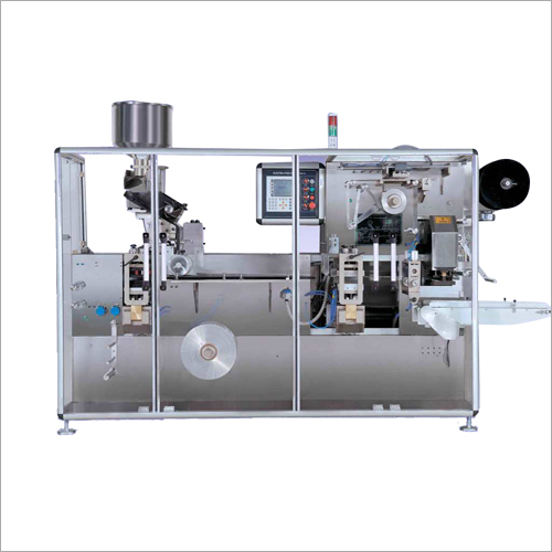 Fully Automatic Alu Alu Blister Packaging Machine