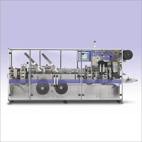 Automatic Blister Packaging Machine For Ampoules & Vials