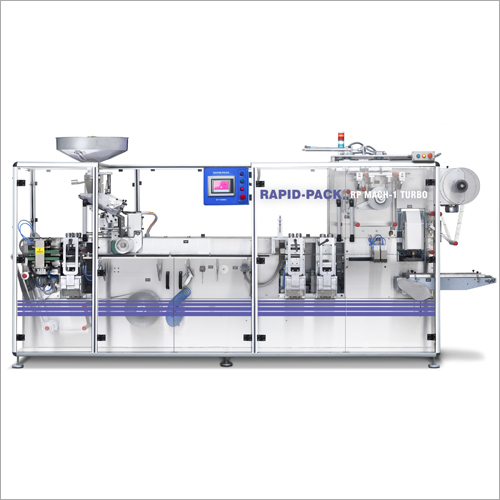 Automatic ALU-ALU & PVC ALU Combination Blister Packaging Machine