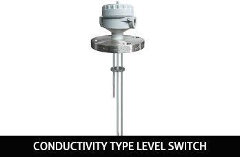 Conductivity Type Level Switch