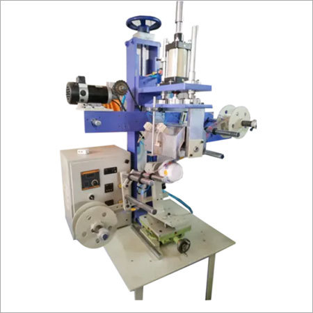Hot Stamping Round Machine