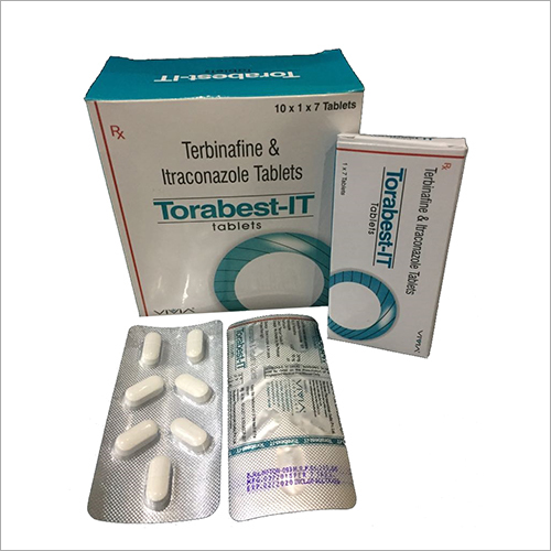 Terbinafine And Itraconazole Tablets
