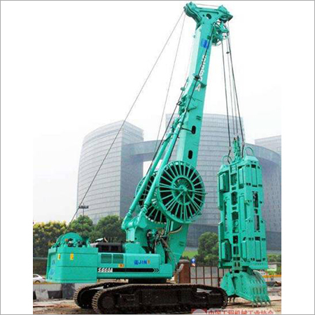 Hydraulic Diaphragm Wall Equipment