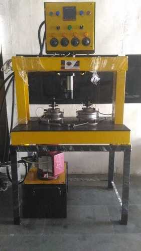 Hydraulic Automatic Plate Machine