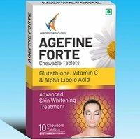 Glutathione+Vitamin C + Alpha Lipoic Acid Tablets