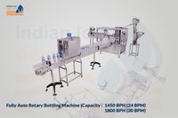 Fully Auto Rotary Bottling Machine