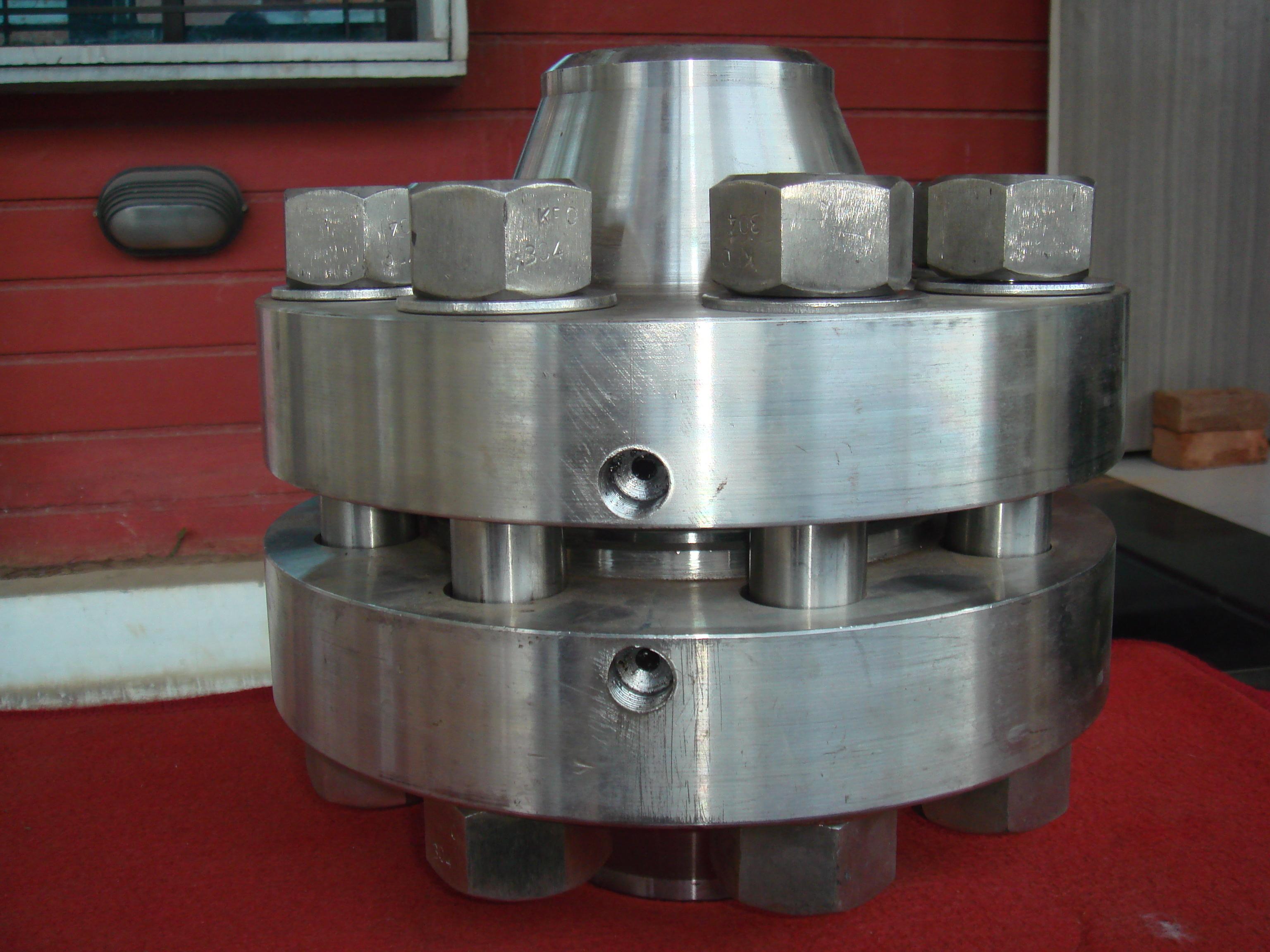 Orifice Plates & Flange Assemblies Manufacturers