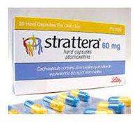Strattera Tablet
