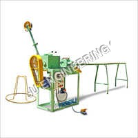 Industrial Chain Link Fence Making Machine