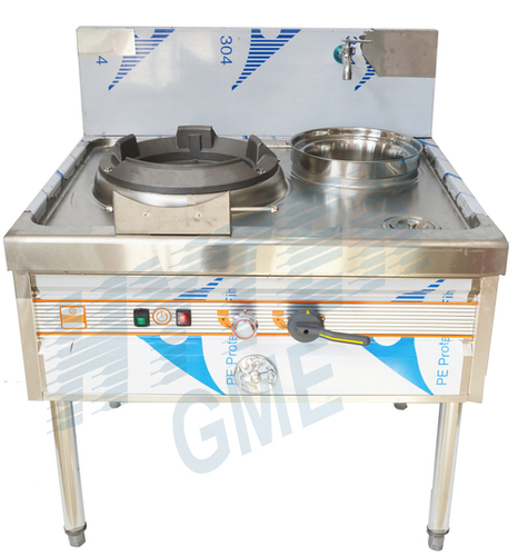 Chinese Single Burner Gas Stove With Washer