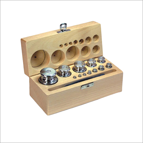 Analytical Laboratory Weight Box