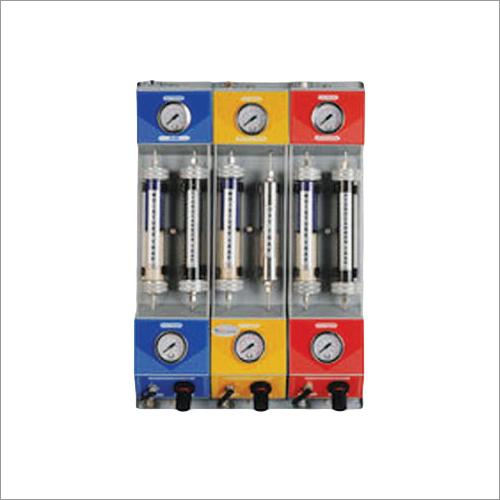 Gas Purification Control Panel