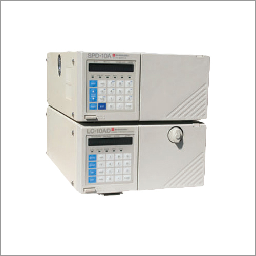Refurbished HPLC And Consumables