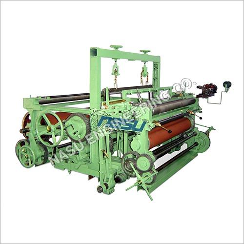 Wire Weaving Machine