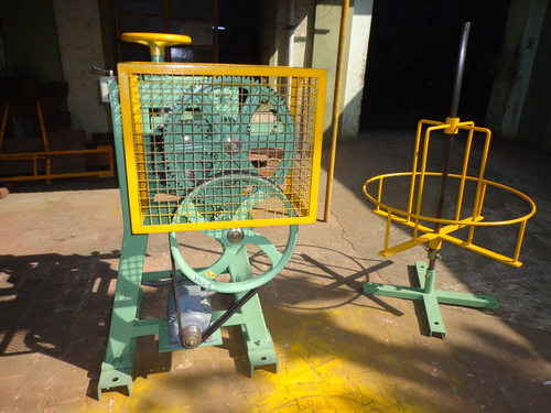 Wire Mesh Crimping Machine
