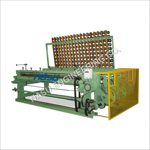 Automatic Hexagonal Wire Netting Machine